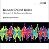 Kendor Debut Solos - Bb Trumpet - Piano Accompaniment Partituras