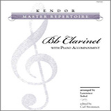 Kendor Master Repertoire - Clarinet Ensemble Partituras