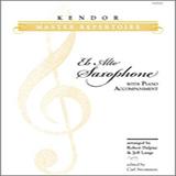 Kendor Master Repertoire - Alto Saxophone Ensemble Noter