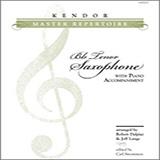 Kendor Master Repertoire - Tenor Saxophone Ensemble Noter