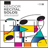 Various Kendor Recital Solos, Volume 2 - Bb Clarinet With Piano Accompaniment & MP3s cover art