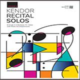 Various Kendor Recital Solos, Volume 2 - Baritone T.C. With Piano Accompaniment & MP3's cover art