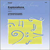 Explorations (featuring 5 selections from around the world) - Piano