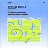 Christensen Chinese Dance (from The Nutcracker) - Piano/Score l'art de couverture