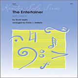 The Entertainer - Woodwind Ensemble - Flute and Piano Accompaniment