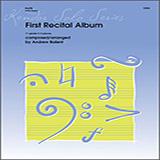 First Recital Album - Flute