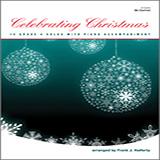 Celebrating Christmas (14 Grade 4 Solos With Piano Accompaniment) - Bb Clarinet