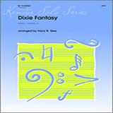Dixie Fantasy - Clarinet and Piano Accompaniment Noter
