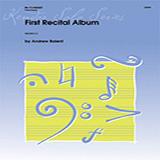 First Recital Album - Clarinet