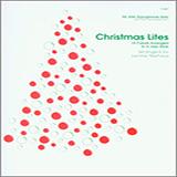 Niehaus Christmas Lites - Alto Sax l'art de couverture