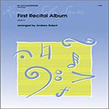 First Recital Album - Eb Alto Saxophone