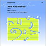 Aria And Rondo - Piano Partituras
