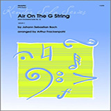 Air On The G String (from Orchestral Suite No. 3) - Woodwind Ensemble