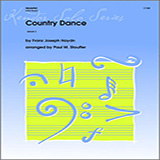 Country Dance - Piano