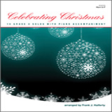 Celebrating Christmas (14 Grade 4 Solos With Piano Accompaniment) - Horn in F
