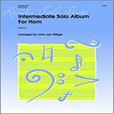Hilfiger Intermediate Solo Album For Horn cover art