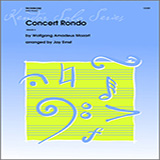 Concert Rondo (K371) - Piano