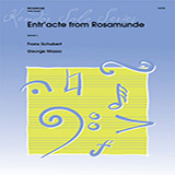 Entracte From Rosamunde - Trombone with Piano Accompaniment