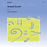 Great Scott - Solo Eb Alto Saxophone