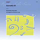 Richard Fote Sonata Iii cover kunst