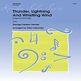 Thunder, Lightning And Whistling Wind (Coupre Tal Volta Il Cielo) - Piano Accompaniment