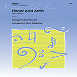 Honor And Arms (from Samson) - Baritone B.C.