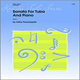 Sonata for Tuba and Piano - Piano Noder