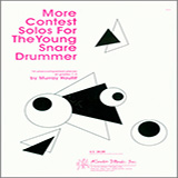 Murray Houllif More Contest Solos For The Intermediate Snare Drummer cover art