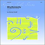 MurrayHoullif Rhythmicity - Drum Set l'art de couverture