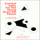 Murray Houllif Contest Solos For The Young Drum Set Player cover art