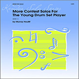 Houllif More Contest Solos For The Young Drum Set Player cover art