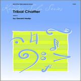 Heslip Tribal Chatter cover art