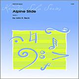 Alpine Slide Partituras