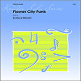 Dave Mancini Flower City Funk cover art