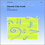Dave Mancini Flower City Funk arte de la cubierta