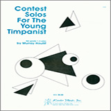 Houllif Contest Solos For The Young Timpanist cover art