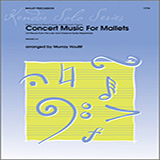 Concert Music For Mallets (10 Pieces From The Lute And Classical Guitar Repertoire) Noder