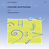 Tom Brown Freckles And Flowers cover art