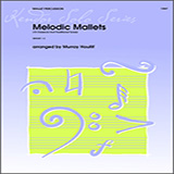 Murray Houllif Melodic Mallets (10 Classical And Traditional Tunes) cover art