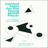 Houllif Contest Solos For The Young Mallet Player cover art