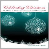 Frank J. Halferty Celebrating Christmas (14 Grade 4 Solos With Piano Accompaniment) cover art