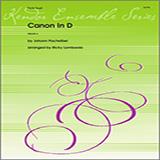 Lombardo Canon In D cover kunst
