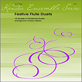 Festive Flute Duets (10 Grade 4 Christmas Duets)