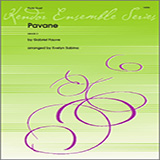 Pavane - Woodwind Ensemble - Flutes and Piano