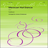 Mexican Hat Dance for Woodwind Ensemble - Flutes