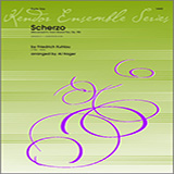 Hager Scherzo (Movement II from Grand Trio, Op. 90) - Flute 2 cover art