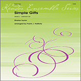 Simple Gifts - Woodwind Ensemble