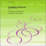 Arabian Dance (from The Nutcracker Suite) - Woodwind Ensemble - Flutes