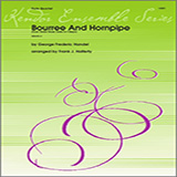 Bourree And Hornpipe (from Water Music Suite In F Major) - Woodwind Ensemble