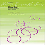 Can Can (from Orpheus In The Underworld) for Woodwind Ensemble - Flutes